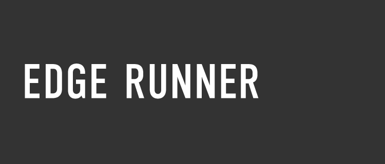 Mobile edge runner
